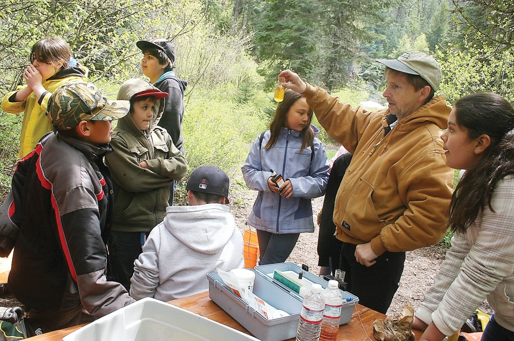 Hermiston outdoor school