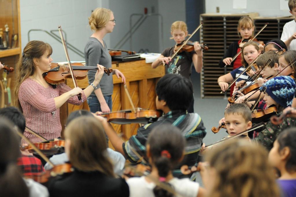Oregon East Symphony 1