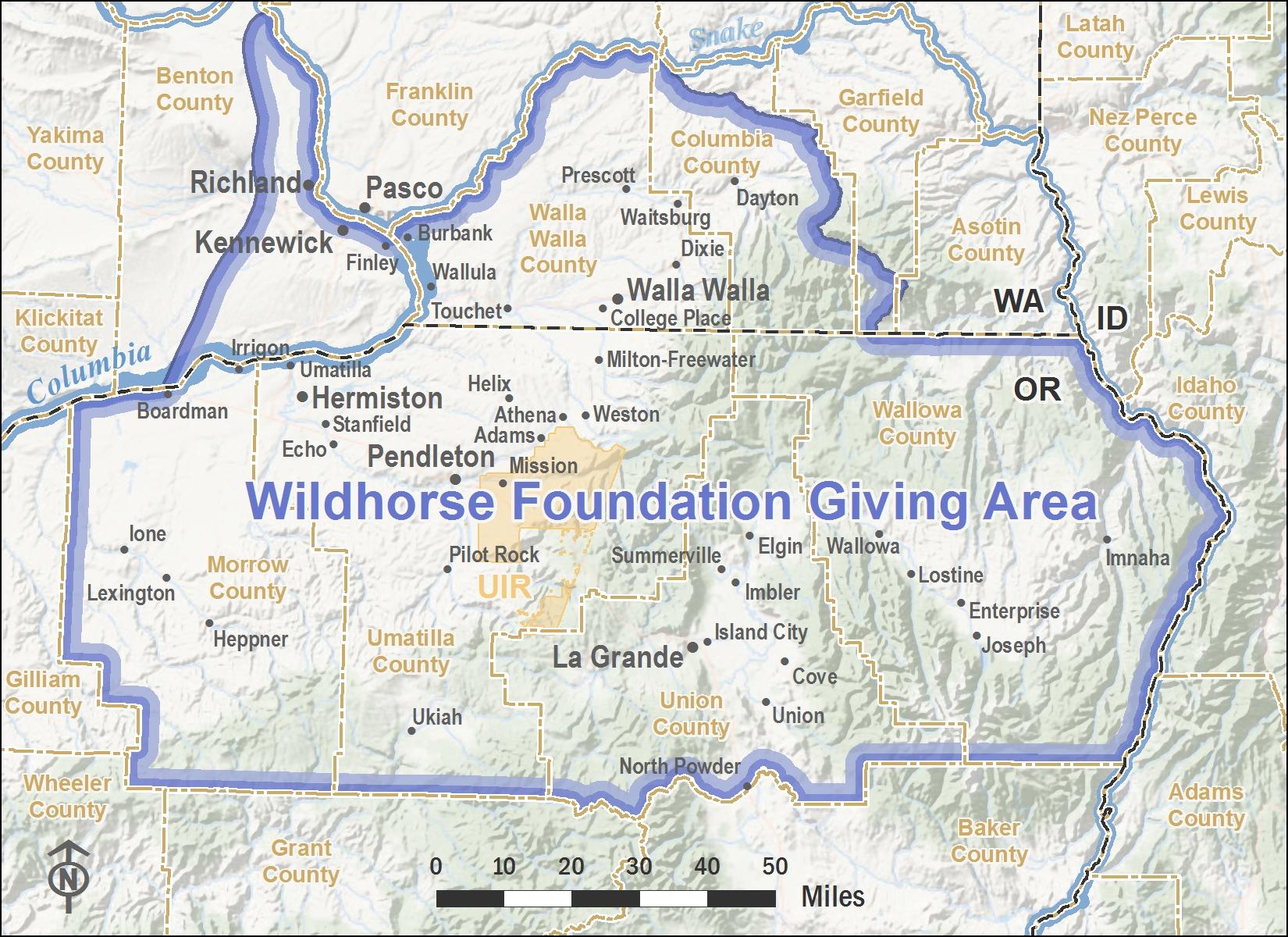Guidelines – Wildhorse Foundation